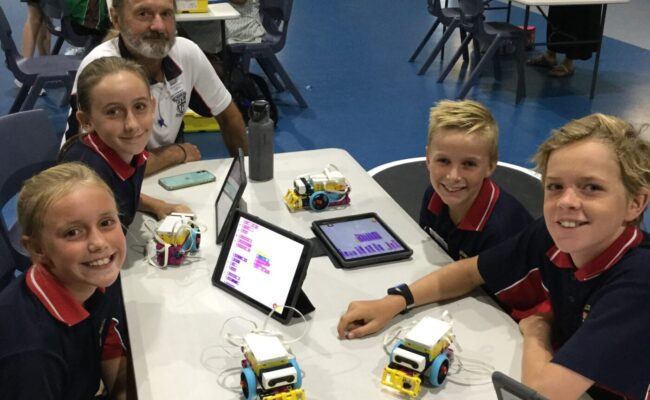High-tech Education Experience for Moreton Bay Students